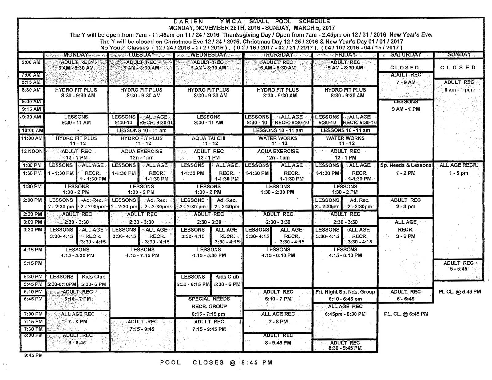 SMALL-POOL-SCHEDULE - Darien YMCA