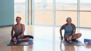 Gentle Yoga Darien YMCA