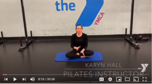 Karen Hall Darien YMCA Pilates