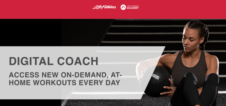 Life Fitness Digital Coach