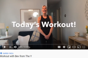 7 Minute Workout with Bev