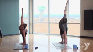 Yoga Beginner Flow Darien YMCA