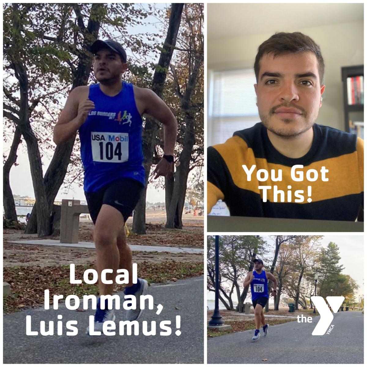 Luis Lemus Collage